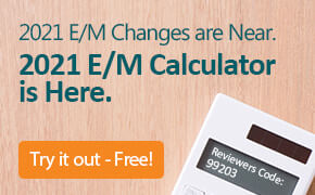 2021 E/M Calculator